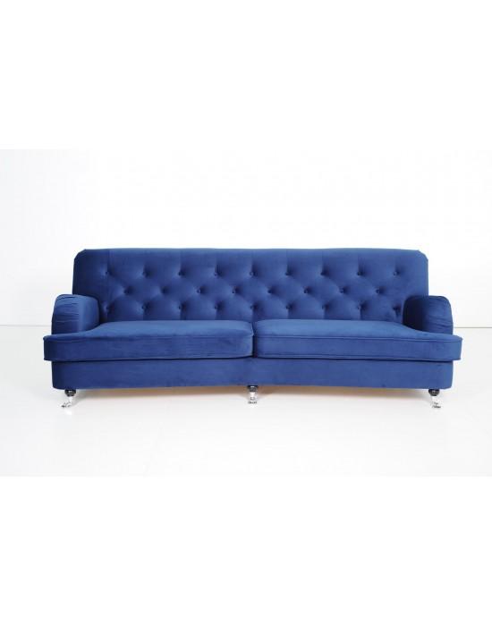 HOWARD lenkta (248 cm) trivietė sofa