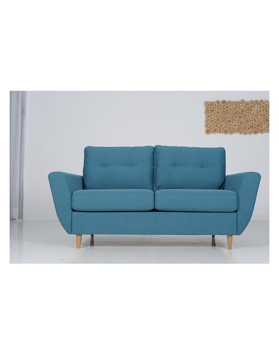 SCANDIC PREMIUM dvivietė sofa (168 cm)