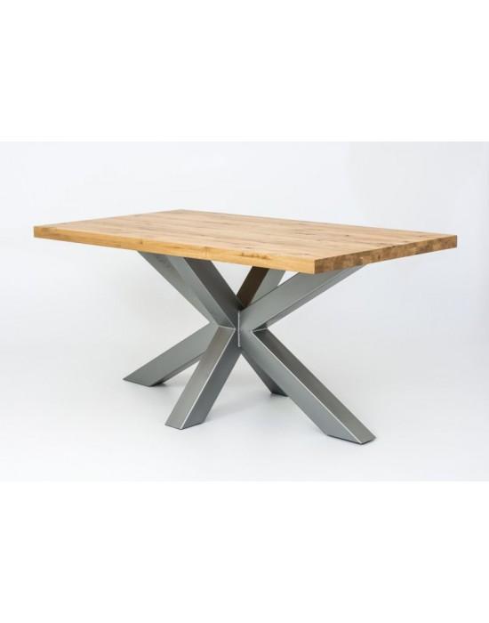 Industrinio stiliaus stalas MODERNO 180X95