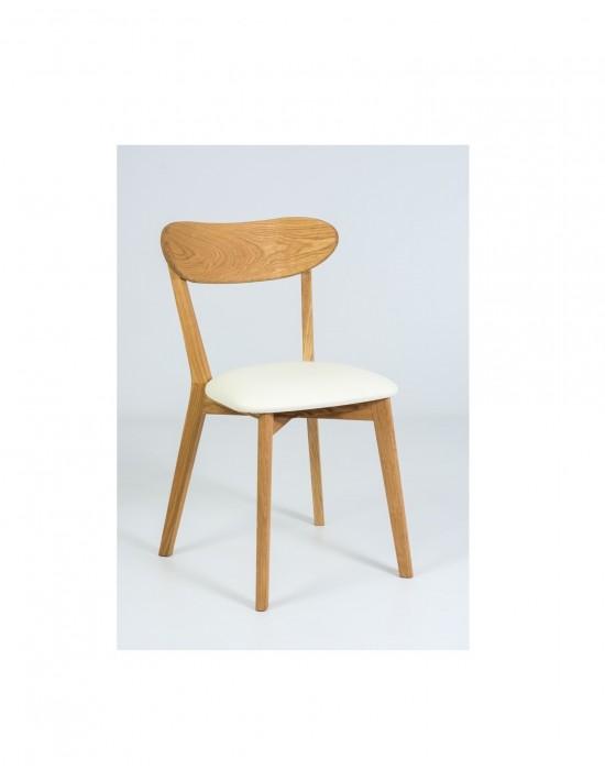 """Ąžuolinė kėdė """"Isku"""""""