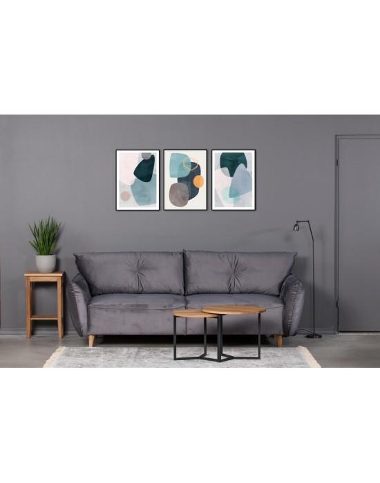 NORDIC  (244cm) sofa lova