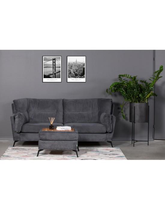 VERONA (228cm) trivietė sofa