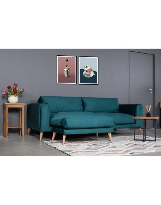 PADOVA RELAX (241x170cm) kampinė  sofa