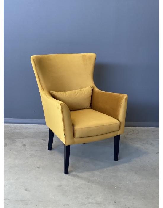 Skandinaviško stiliaus fotelis BUTTERFLY