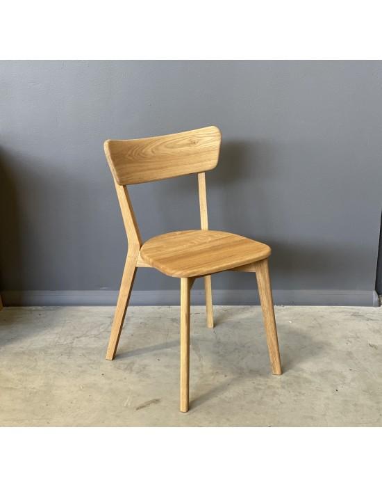 Pilnai Ąžuolinė kėdė DIANA