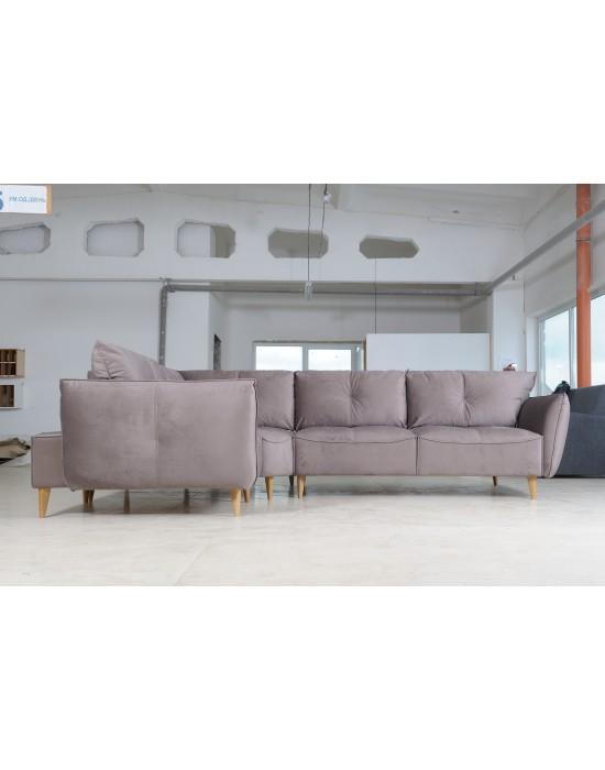 NORDIC MAXI RELAX 1C3 (326x241cm) kampinė sofa