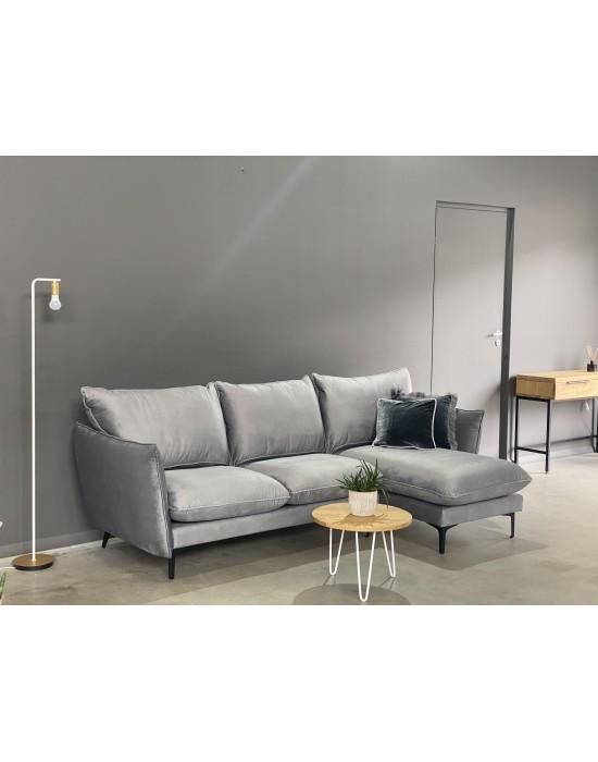 LUCA  (254x145cm) kampinė sofa