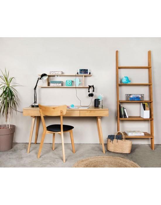 RETRO (120x65) ąžuolinis darbo stalas