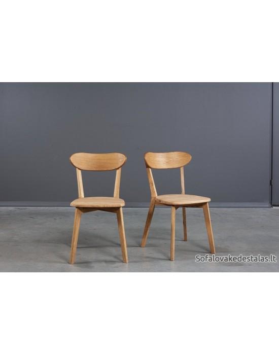 Pilnai Ąžuolinė kėdė ISKU
