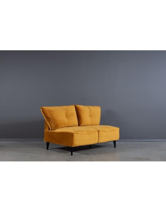 NORDIC  (135cm)  dvivietė  sofa