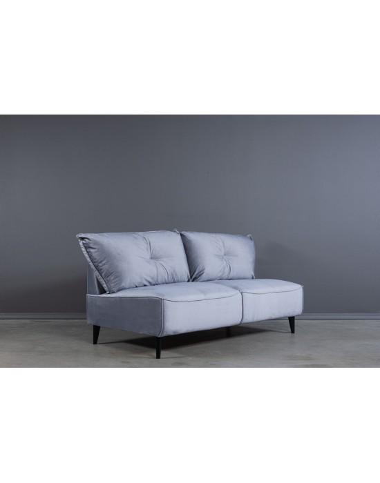 NORDIC  (171cm)  trivietė sofa