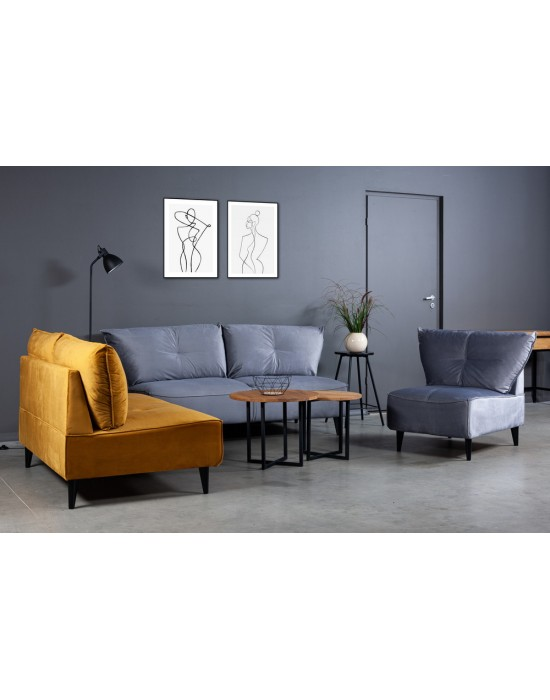 NORDIC S (67cm) fotelis