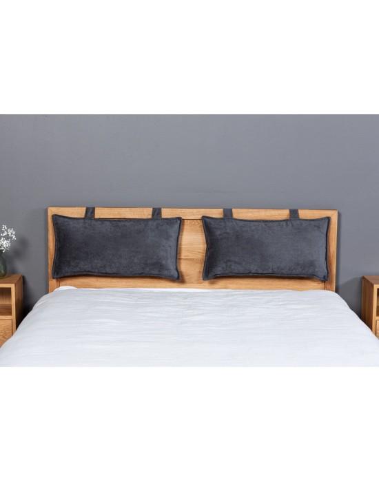 Universalios DECO pagalvėlės skirtos ąžuolinėms OAKY lovoms