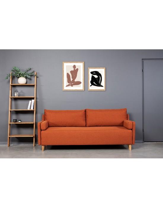 HAGA (210cm) sofa lova