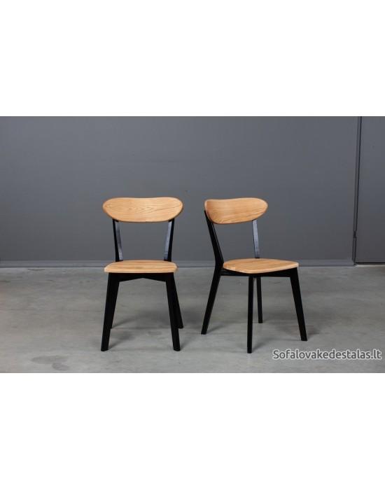 Kėdė ISKU MIX WOODEN