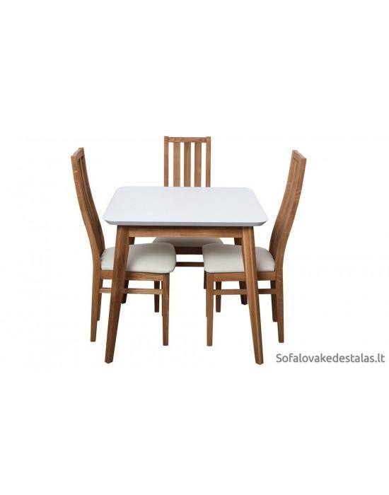 """Ąžuolinė kėdė """"Lumi"""""""