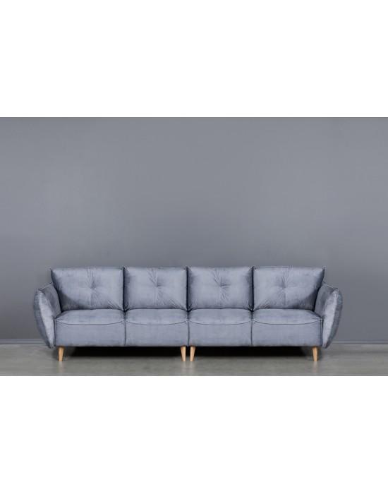 NORDIC  (310cn) 2+2 komplektuojama sofa