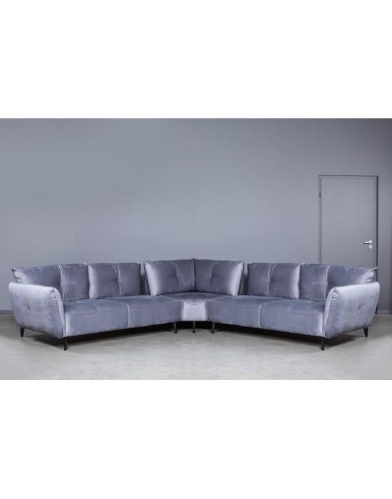 NORDIC MAXI RELAX 3C3 (326X326cm) kampinė sofa