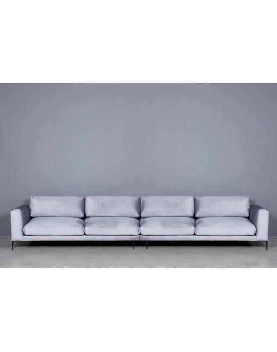 PADOVA 4+4 (442cm) komplektuojama sofa