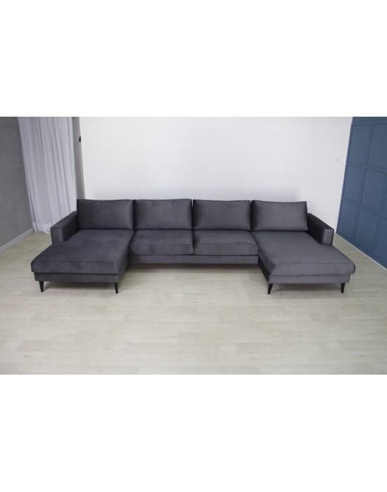 RIVIERA U  (163x316x163cm)  kampinė sofa
