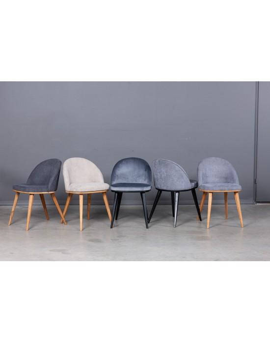 SANNA skandinaviško dizaino kėdė