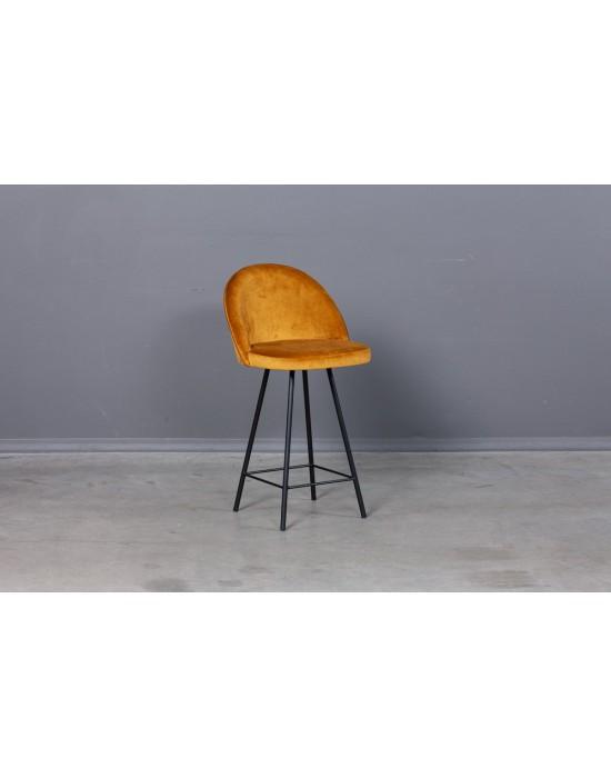 Minkšta Pusbario(64cm)kėdė SANNA
