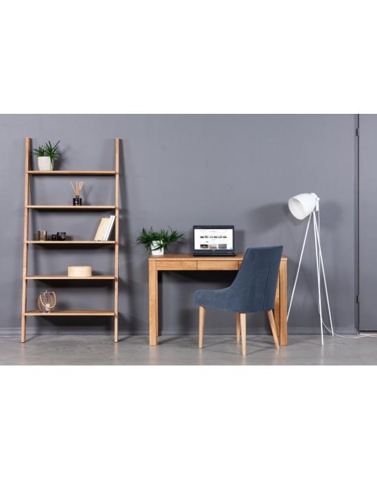 BEA 120x55cm konsolė, darbo ąžuolinis stalas
