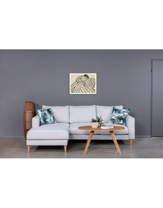 RIVIERA (246X156 cm)  kampinė sofa