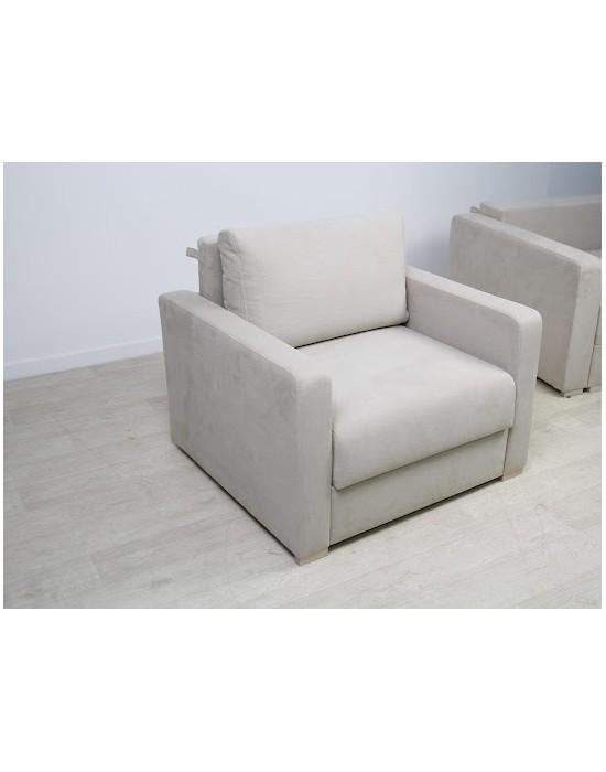 KLEO (98 cm) miegamasis fotelis