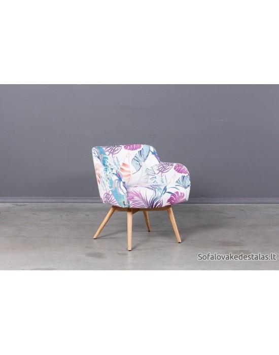 LEO DECO (73cm) fotelis