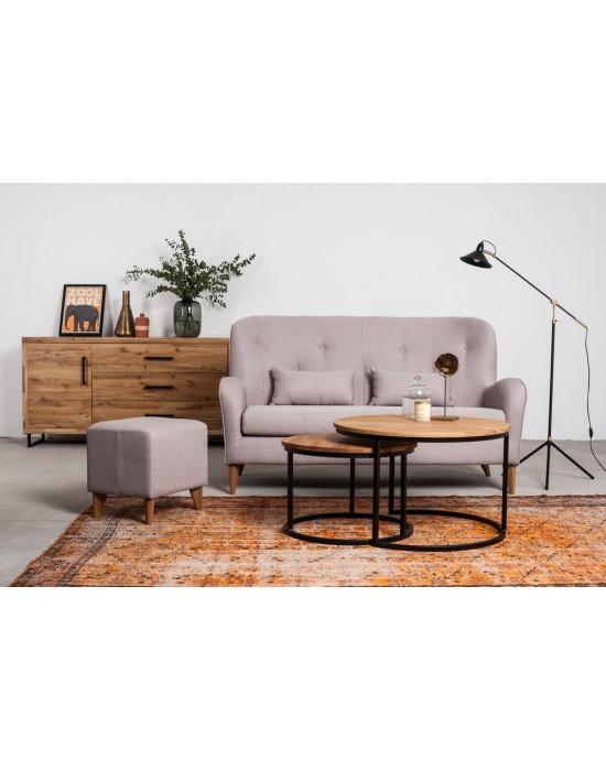 Retro stiliaus sofa POLA