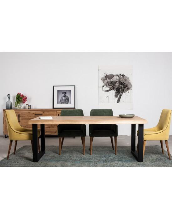 Skandinaviško dizaino kėdė CITY