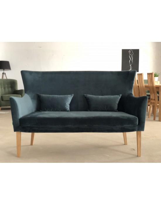 BUTTERFLY (156 cm) Skandinaviško stiliaus sofa