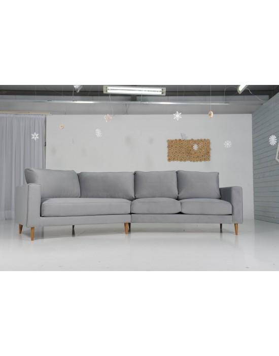 RIVIERA (321X163 cm)  kampinė sofa