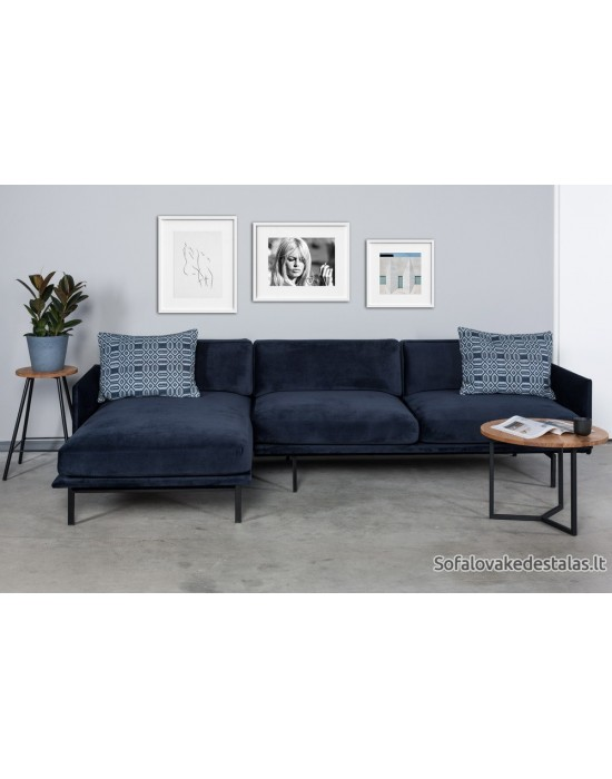 LOFT (280-140cm) kampinė sofa