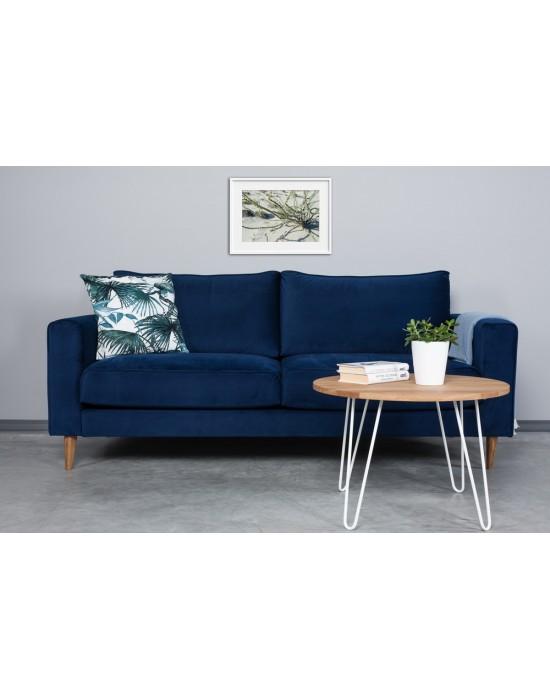 RIVIERA (209 cm) trivietė sofa