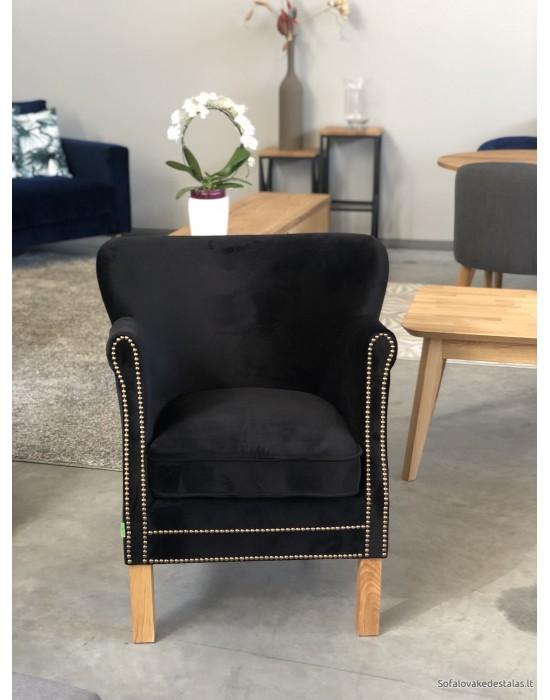Vintage stiliaus fotelis OSCAR
