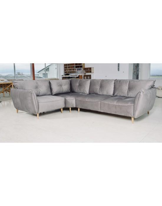 NORDIC MAXI (306X210cm) kampinė sofa