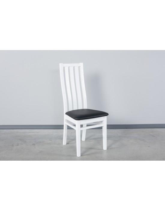 Ąžuolinė kėdė LUMI WHITE