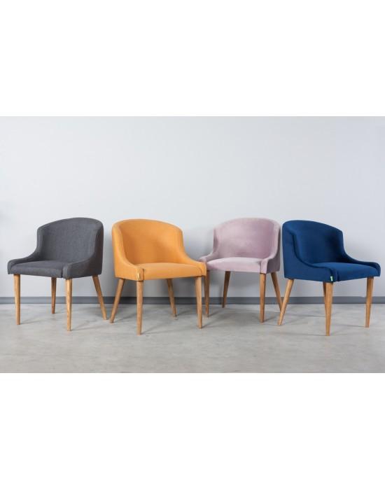 MONA skandinaviško dizaino kėdė