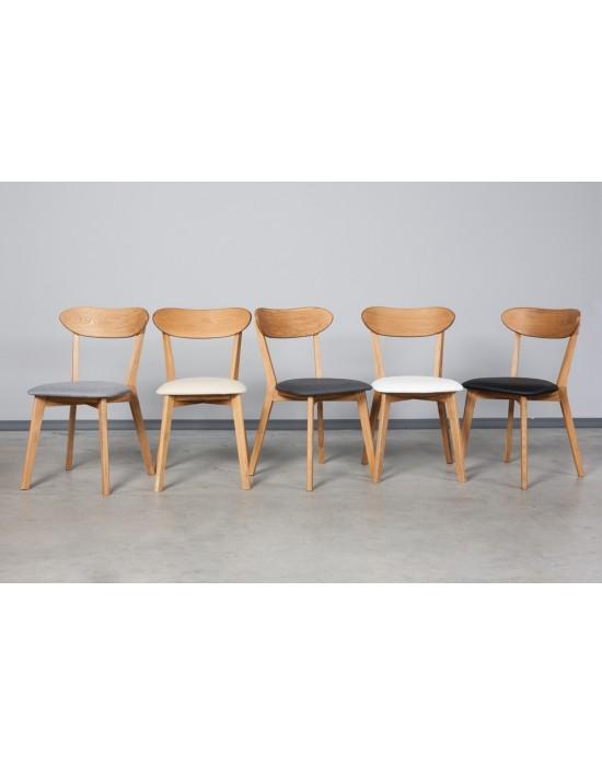 Ąžuolinė kėdė ISKU