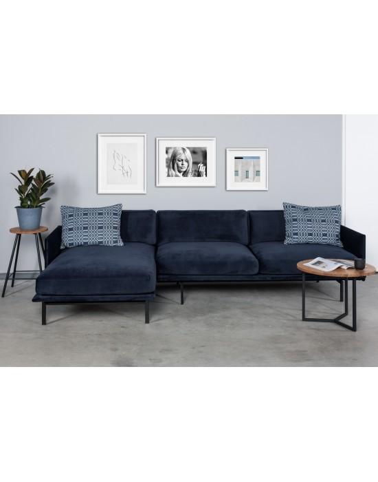 LOFT  kampinė sofa